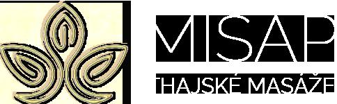 MISAP – thajské masáže Logo